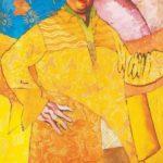 Soviet Russian avant-garde artist Aristarkh Lentulov