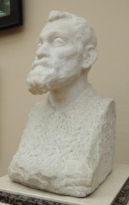 Lev Shestov. 1917. State Tretyakov gallery