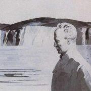 Mikhail Sholokhov, 1985