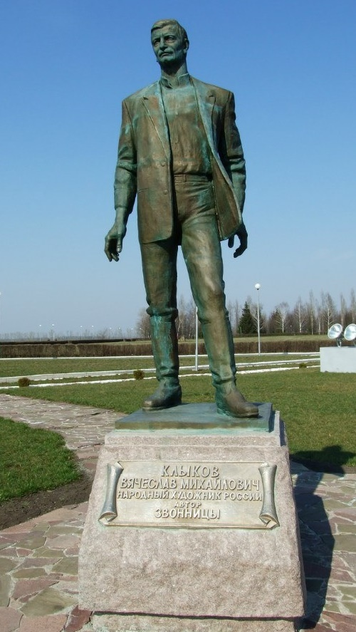 Viacheslav Klykov on Prokhorovka Field (p. Prokhorovka, Belgorod region)