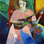 Soviet painter Konstantin Maksimov 1913-1994