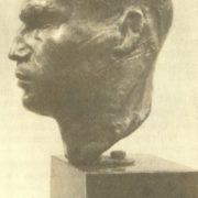 V. Chkalov. 1936. Bronze 2