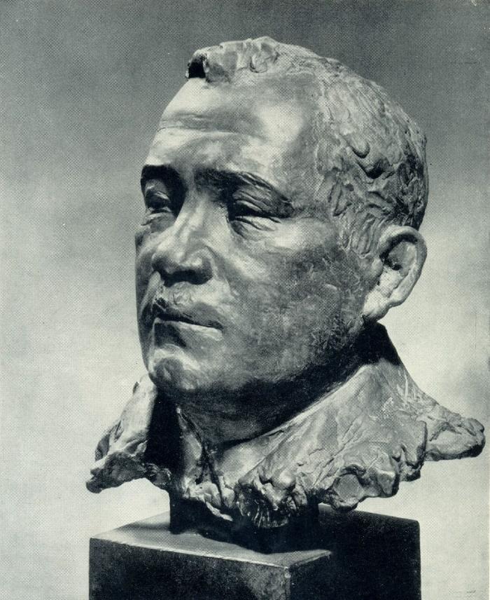 Tankman S. Tokarev. 1943