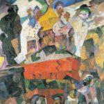 Soviet sculptor Vladimir Efimovich Tsigal 1917-2013