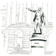24. After the death of Lenin St. Petersburg became Leningrad