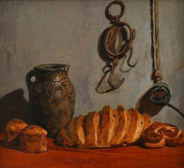 Bread. Still life