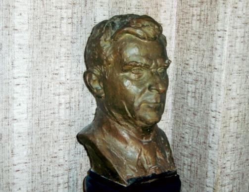 Bust of G.O. Kononovich