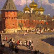 Festival in Tula