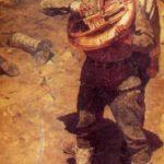 Soviet painter Geliy Korzhev-Chuvelev 1925-2012