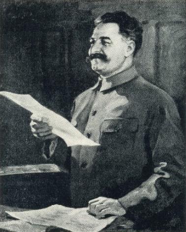G.K. Ordzhonikidze. 1937