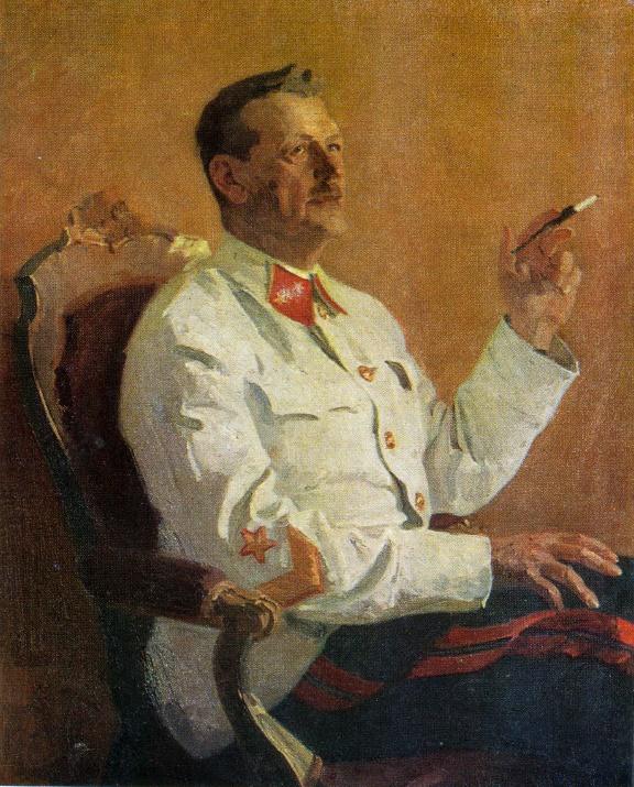 General A.A. Ignatiev. 1942