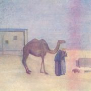 In the steppe. 1913