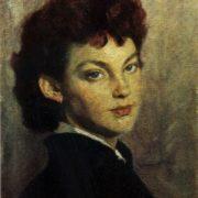 Irina Skobtseva (actress). 1952