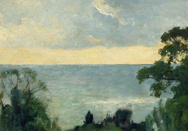 Khosta. Sea