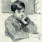 Kolya. 1964