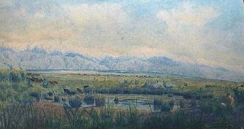 Lake Kok Tomar