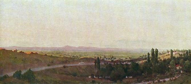 Landscape. 1954