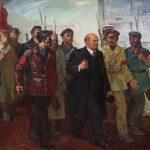 Soviet Ukrainian artist Nikolai Borovsky 1930-1988