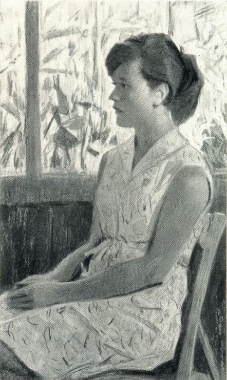 Lyuba, Komsomol member. 1966
