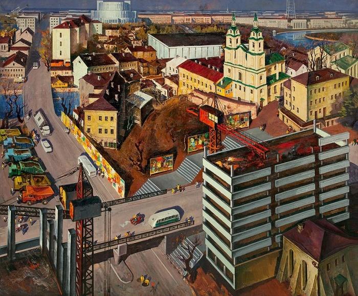 My city. 1972