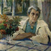 N.G. Antokolskaya. 1964