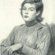 Natasha Yefanova. 1964