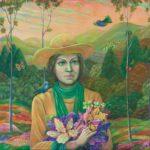 Soviet painter Mikhail Kornetsky 1926-2005