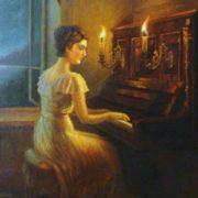 Pianist. 1965