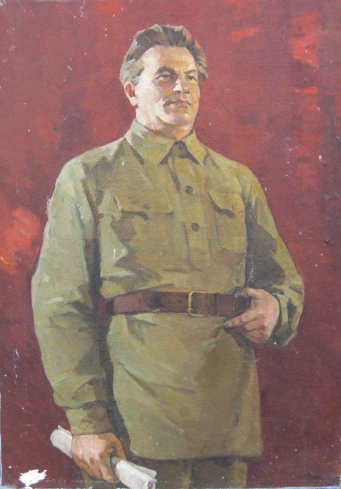 Portrait of Sergei Kirov
