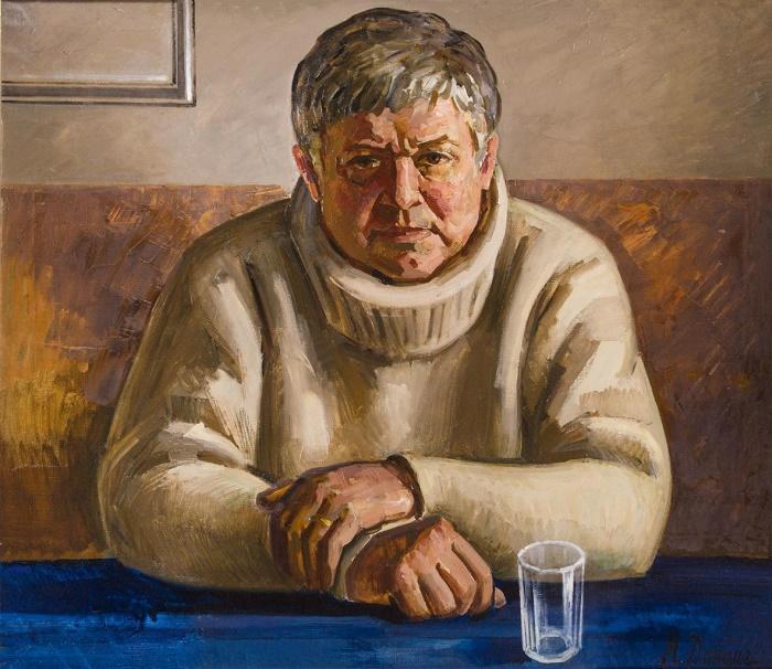 Yuri Tyshkevich. 1984