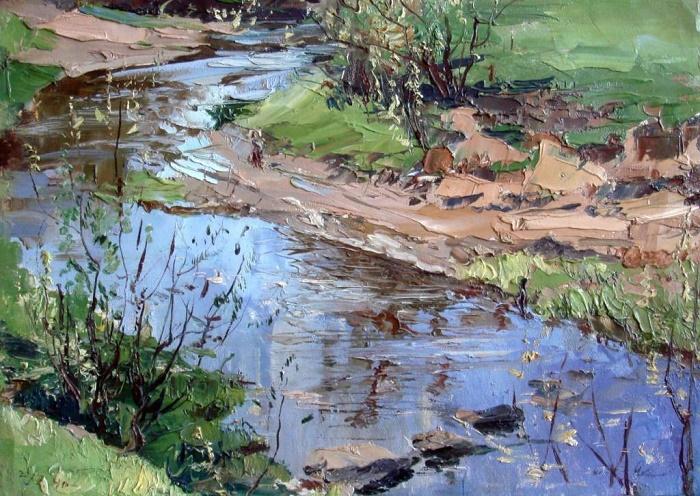 Running stream (Spring Stream)