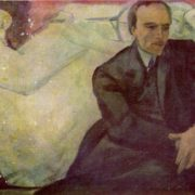 Sculptor A.T. Matveyev. 1912