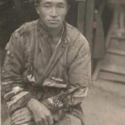 Soviet Kazakh artist Abylkhan Kasteyev