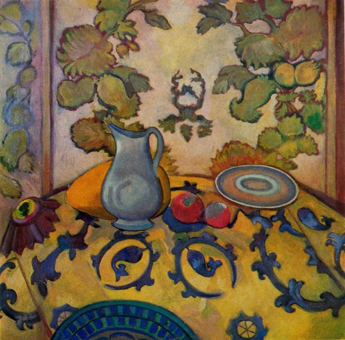 Still life with suzane. 1913-1914