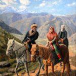 Soviet Turkmen artist Durdy Bayramov 1938-2014