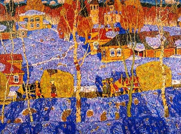 Village lanscape