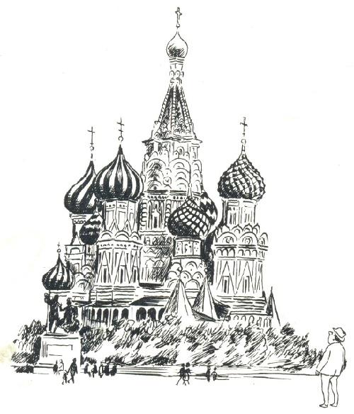 What Herluf Bidstrup saw in USSR