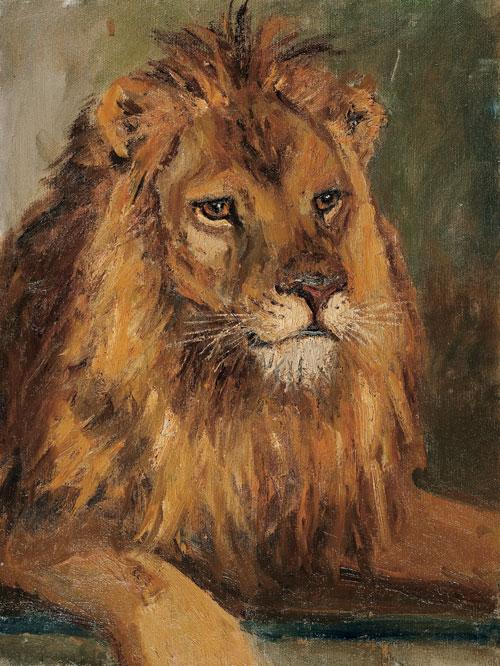 Araks. 1970. Oil on canvas