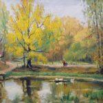 Soviet artist Irina Vorobyova 1932-1993