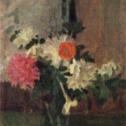 Bouquet of flowers. 1935