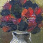 Soviet artist Igor Aleksandrovich Popov 1927-1999