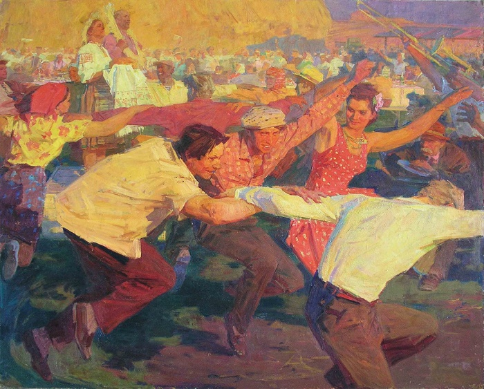 Dance. 1970s