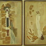 Soviet artist Mikail Abdullayev