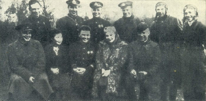 During war years