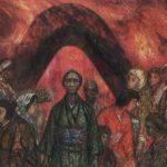Soviet Estonian artist Evald Okas 1915-2011