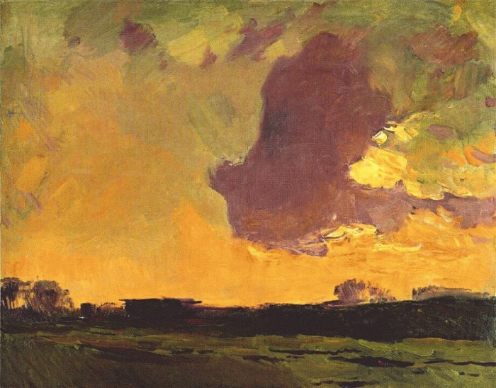 Evening, 1950