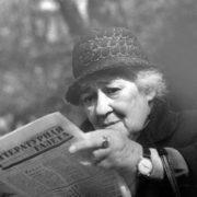 Faina Ranevskaya. 1968