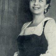 Famous Soviet female singer Klavdiya Shulzhenko
