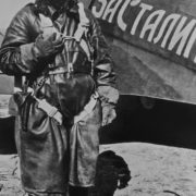 Hero of the Soviet Union Boris Safonov, Arctic