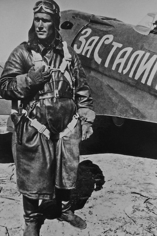 Hero of the Soviet Union Boris Safonov, Arctic